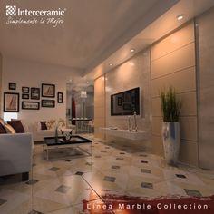 Si quieres ponerle más estilo a tu casa, nada mejor que combinar lo moderno con los elementos del mármol.