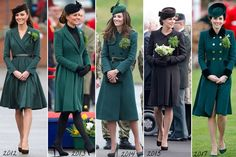 Catherine will attend St Patrick's day on saturday. Here are her past looks, I love them all #katemiddleton #duchessofcambridge #weadmirekatemiddleton #royal #royals #royalfamily #england #britishroyals via ✨ @padgram ✨(http://dl.padgram.com)