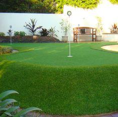 Putting Green Artificial Turf - Turf Brisbane, Landscaping Brisbane & Redlands: Turf Green