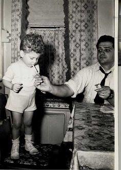 photo kids smoking