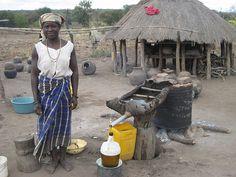 Países del mundo: Mozambique