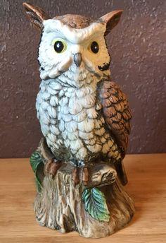 Sass /& belle owl salt /& pepper set blanc céramique shabby chic boho woodland mignon