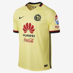 2015 16 Club America Stadium Home Men s Soccer Jersey Pumas 9484574bf7562