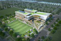 2014 _ 대구 포산중학교 | ING 건축