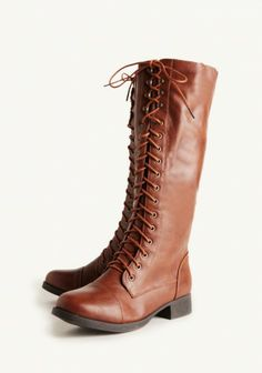 Glorieta Pass Lace-up Boots | Modern Vintage New Arrivals