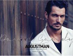 Vía @Paige Hereford Ramos IG: First Look | David Gandy by Chiun-Kai Shih for August Man Malaysia | SENATUS ❤️ #davidgandy by @mrchunkyexpress #augustman