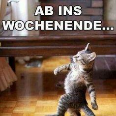 schönes Wochenende:)