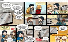 Seriously, why do you not all follow this webcomic? It's so cute, SO CUTE... and funny... which is important.