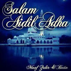 Aidil Adha 20 Articles And Images Curated On Pinterest In 2020 Happy Eid Al Adha Selamat Hari Raya Eid Al Adha