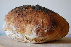 Rustic Sourdough bread recipe! by emmakisstina