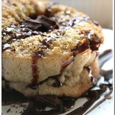 Chocolate Chip Cookie Popovers — Punchfork