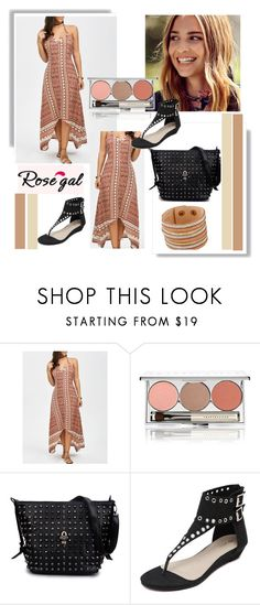 """""""ROSEGAL 30"""" by maja9888 ❤ liked on Polyvore featuring Chantecaille and vintage"""