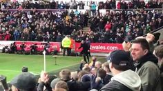 Passion from Paul Clement. What a job he is doing at Swansea!