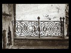Schmiedeeisernes Gitter Marienkirche Danzig Albumin bestempelt R. TH. KUHN 1909 | eBay