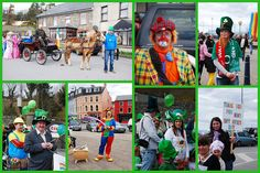 The annual Saint Patricks day parade was about to start as we were driving through on Sunday last from Killarney. It was a very colourful and fun event.    Happy Saint Patricks Day everyone - everyplace!  Pictures available in all sizes www.joecashinpho I love this pic, thanks!  Check out these FREE St. Patrick's Clip Arts .  http://www.tpt-fonts4teachers.blogspot.com/2013/02/st-patricks-day-free-clip-art-images.html