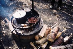 #wildcamping #sweden #campfire #cooking #bushcraft