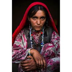 Romanian photographer Mihaela Noroc has been traveling the globe in search of female subjects for her photography seriesThe Atlas of Beauty. Wakhi woman, Afghanistan