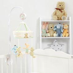 Hundred Acre Wood Lullaby Winnie the Pooh Mobile | JoJo Maman Bebe