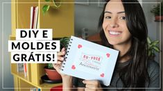 Planner 2019 Minimalista – baixe e imprima Love Cards, Diy Cards, Diy Calendario, Diy Mini Album, Going Away Gifts, Cute Valentines Day Gifts, Diy Tumblr, Diy Gifts For Boyfriend, Blog Planner