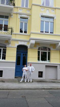 Maler Sanierung Stilfassade Hannover
