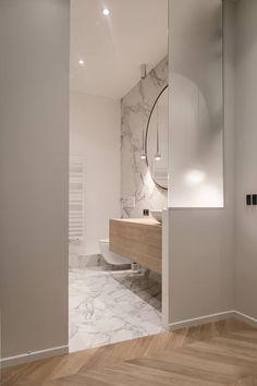 Modern Bathroom Design Ideas Plus Tips On How To Accessorize Yours 18 - kindledecor Bad Inspiration, Bathroom Inspiration, Modern Bathroom Design, Bathroom Interior Design, Dream Bathrooms, Beautiful Bathrooms, Bathroom Renos, House Design, Home Decor
