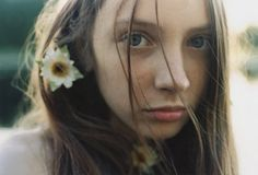 empowering photography by Miina Savolainen Girl Face, Woman Face, Photography Women, Light And Shadow, Kids House, In This World, Flower Art, Photoshoot, Portrait