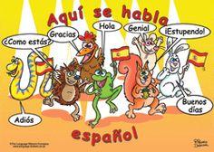 Aqui se habla espanol
