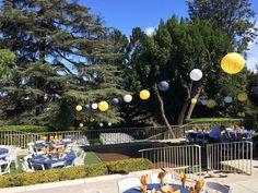 Gorgeous scenery at the #kellogghouse #lanterns #paperlanterns #chineselanterns #decor #weddingdecor #wedding #weddingvenue #venue #outdoorwedding #outdoorvenue #outdoorreception #reception