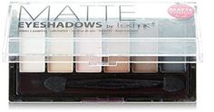 Technic Matte 6 Colour Eyeshadow Palette