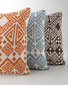 """Tangier"" Accent Pillow"