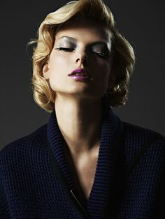 fifties hair and #beauty