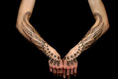 Neo - Tribal tattoos by Vincent Hocquet