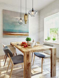 Uma casa criativa e ecofriend