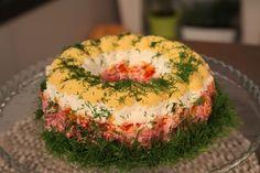 Salad Bar, Greek Recipes, Sushi, Salads, Recipies, Appetizers, Menu, Cooking, Cake
