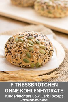 Low Carb Bun, Low Carb Keto, Low Carb Recipes, Healthy Recipes, Healthy Foods, Law Carb, Eat Smart, No Carb Diets, Desert Recipes