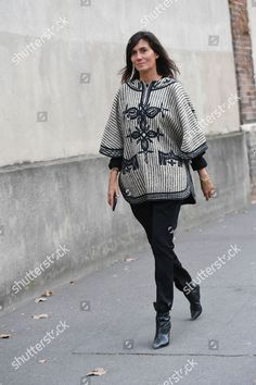 Find the editorial stock photo of Emmanuelle Alt, and more photos in the Shutterstock collection of editorial photography. Emmanuelle Alt Style, Vogue Editor In Chief, Parisian Chic Style, Anna, Photo Stock Images, Victoria Dress, Spring Street Style, Couture Week, Red Carpet Dresses