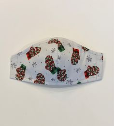 Holiday Mittans Kids/Adults 100% Cotton and Non-Woven Interfacing Face Masks #etsy #handmade #Mittans #Holidays #StockingStuffer #kids #adult #cotton #resuable #facemask Etsy Handmade, Handmade Gifts, Mask Making, Stocking Stuffers, Face Masks, Sunglasses Case, Holidays, Trending Outfits, Unique Jewelry