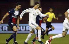 Real Madrid vs Paris Saint Germain Live Streaming UEFA Champions League Football Video ~ Sports News & Live TV Schedule