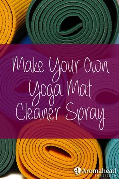Make your own yoga m