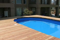 Best Above Ground Pool, Above Ground Swimming Pools, In Ground Pools, Wooden Pool Deck, Pool Landscape Design, Deck Design, Portable Pools, Gazebo Roof, Above Ground Pool Landscaping