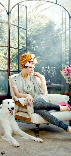 Country Club~ Tiah Eckhardt for The Strand Arcade ...#LadyLuxuryDesigns
