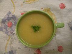 Receita de Sopa de Batata para o inverno. Enviada por claudia e demora apenas 45 minutos.