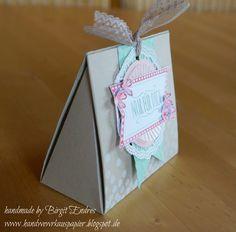 papier Craft: Un sac ..........