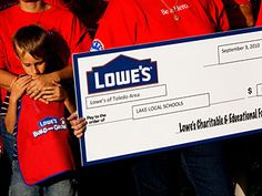 Lowe's Charitable & Educational Foundation