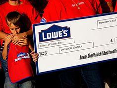 Lowe's Charitable & Educational Foundation