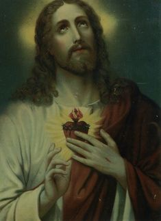 On the Holy Hour of Reparation to the Sacred Heart of Jesus. http://corjesusacratissimum.org/introduction-devotion-to-sacred-heart-of-jesus/the-holy-hour-of-reparation/