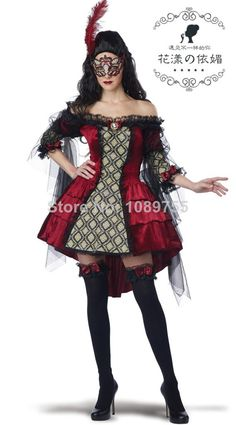2014 New Cosplay Sexy temptation Vampire costume party dress ,Halloween Party Costume Kits for women Adult,women clothing $91.00