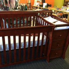 24 Best Crib And Changing Table Combo Images Kid