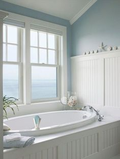 Check Out 23 Stunning Beach Style Bathroom Design Ideas Bathrooms Are Always Pretty And Enjoyable As They Usually Done In Water Colors