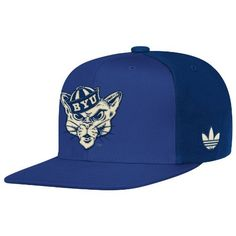 NCAA BYU Cougars Mascot Snapback Hat, One Size Fits All,Blue adidas. $14.36. Save 28%!